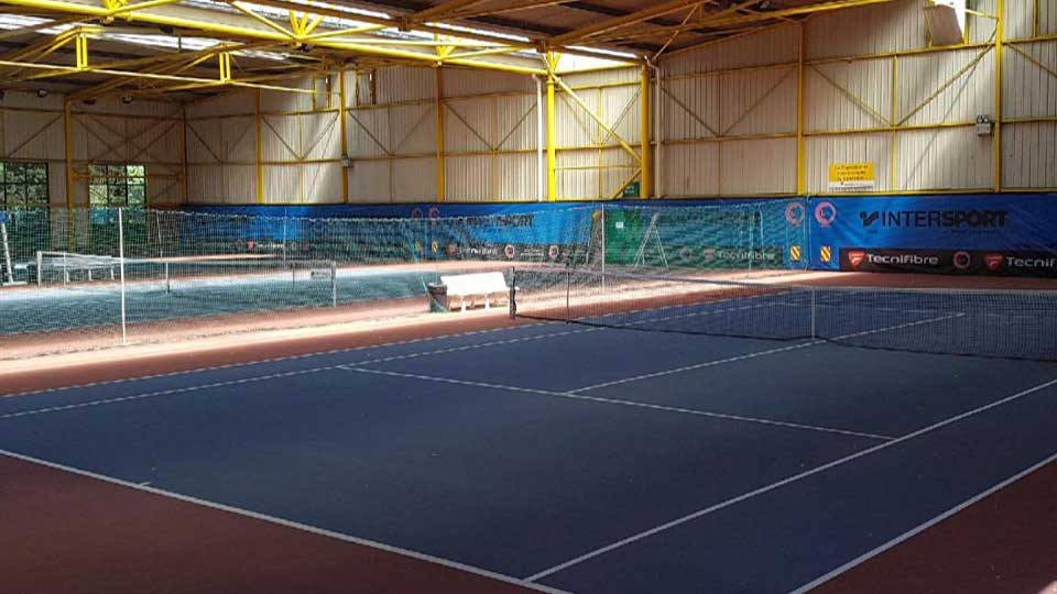 Courts couverts OCL Tennis